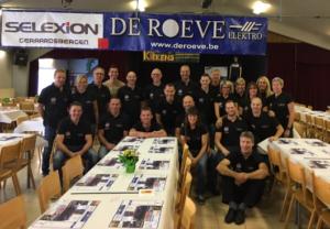 Eetfestijn WRT De Roeve @ grote weg | Geraardsbergen | Vlaanderen | België